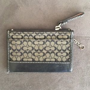 Coach Key Ring Pouch